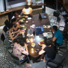 054, HA NOI, VIET NAM, Photographic Still of Live Streaming Webcam
