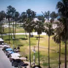 062, VENICE, CA, USA, Photographic Still of Live Streaming Webcam
